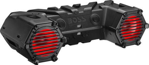 "8"" ATV TUBE WITH LIGHTING  LIGHTBAR AND RGB LIT SPEAKERS"