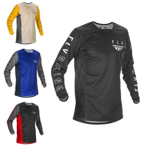Kinetic K121 Motocross MX Riding Jersey