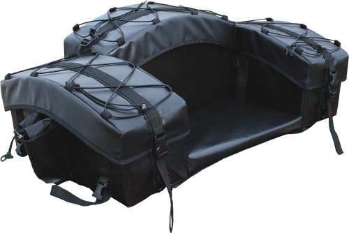 ARCH PADDED BAG - BLACK