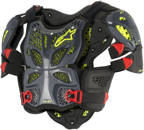 ADULT A-10 FULL CE CERTIFIED CHEST PROTECTOR
