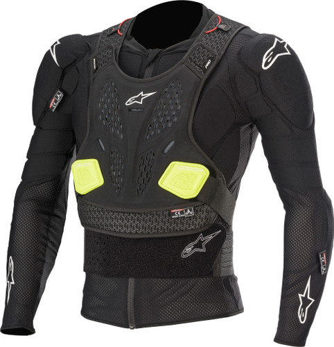 YOUTH BIONIC PLUS LONG SLEEVE JACKET CHEST PROTECTOR