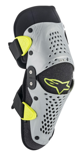 YOUTH SX-1 CE CERTIFIED KNEE GUARDS (PAIR)