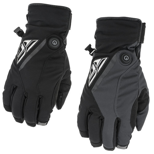 2022 TITLE HEATED MOTORCYCLE WATERPROOF RIDING GLOVES
