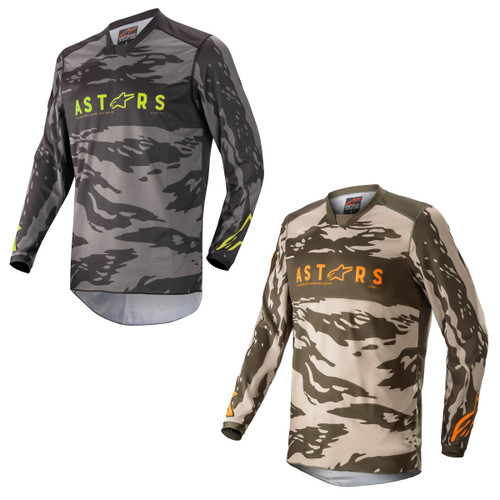 Youth Racer Tactical Riding Jersey (2022)