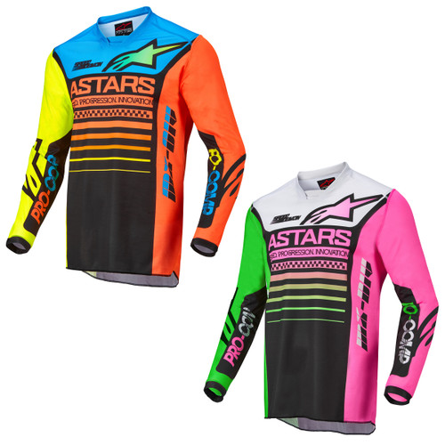 Youth Racer Compass Riding Jersey (2022)