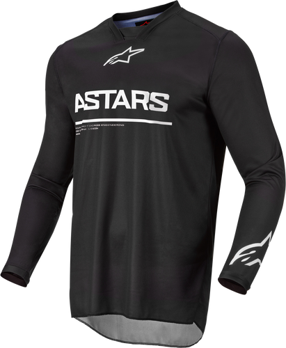 Racer Graphite Mens Riding Jersey (2022)