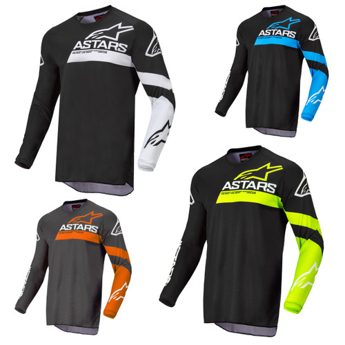 Fluid Chaser Mens Riding Jersey (2022)