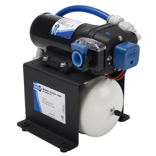Jabsco Sinlge Stack Water System - 4.8 GPM - 40PSI - 12V