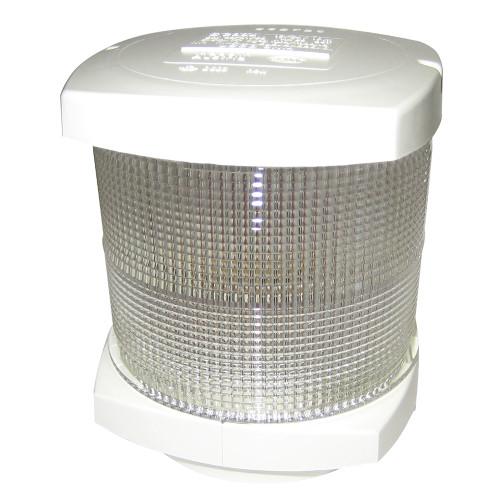Hella Marine All Round White Light/Anchor Navigation Lamp- Incandescent - 2nm - White Housing - 12V