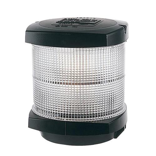 Hella Marine All Round White Light/Anchor Navigation Lamp- Incandescent - 2nm - Black Housing - 12V