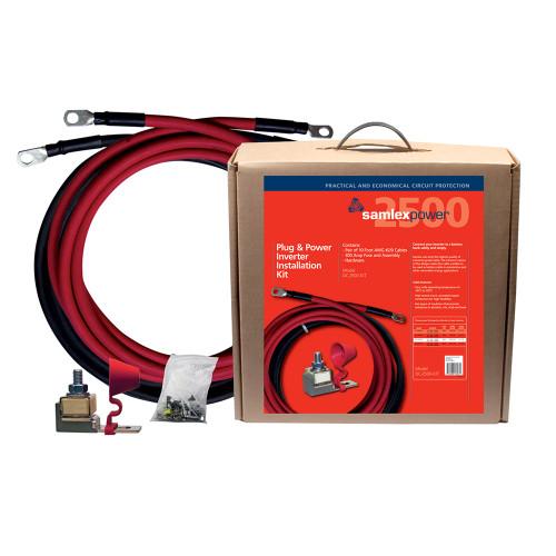 300A Inverter Installation Kit f/2500W Inverter