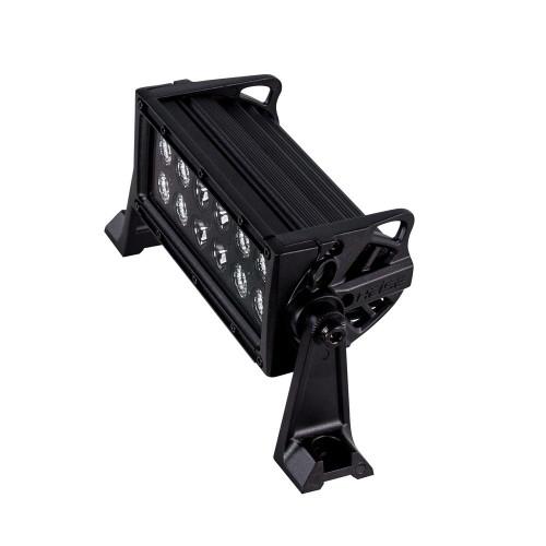 HEISE Dual Row Blackout LED Light Bar - 8