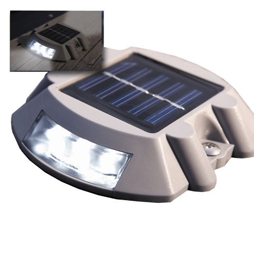 Dock Edge DockLite Solar Dock  Deck Light