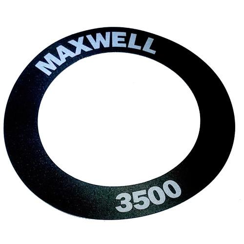 Maxwell Label 3500
