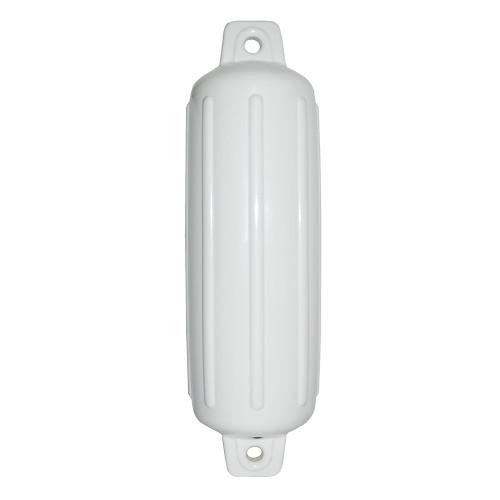 Taylor Made Storm Gard 8.5 x 27 Inflatable Vinyl Fender - White