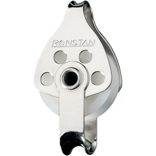 Ronstan Series 30 Utility Block - Single, Becket, Loop Head