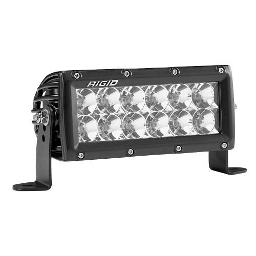 Rigid Industries E-Series PRO 6 Flood LED - Black