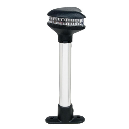 Perko Stealth Series - Fixed Mount All-Round LED Light - 4-1/2 Height