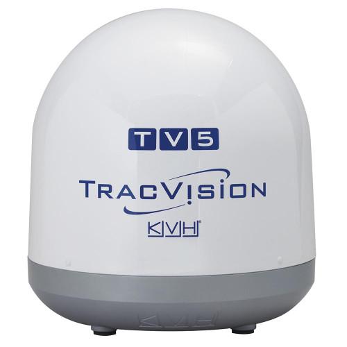 KVH TracVision TV5 Empty Dummy Dome Assembly