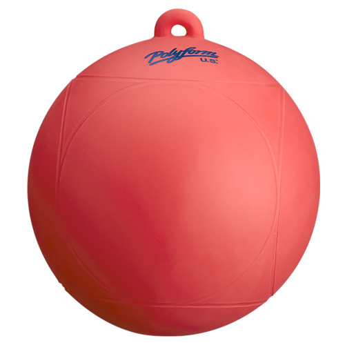 Polyform Water Ski Slalom Buoy - Red