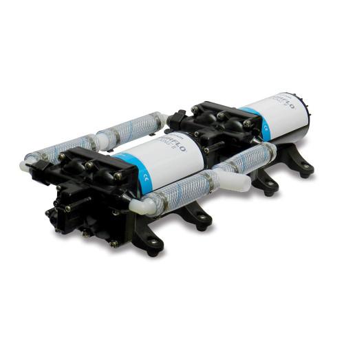 SHURFLO High Flow Dual Pump System - 24 VDC, 10.0 GPM