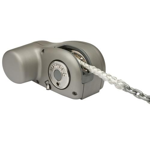 "Maxwell HRC6 12V Horizontal Freefall Rope\/Chain Series 1\/4"" Chain 1\/2"" Rope"