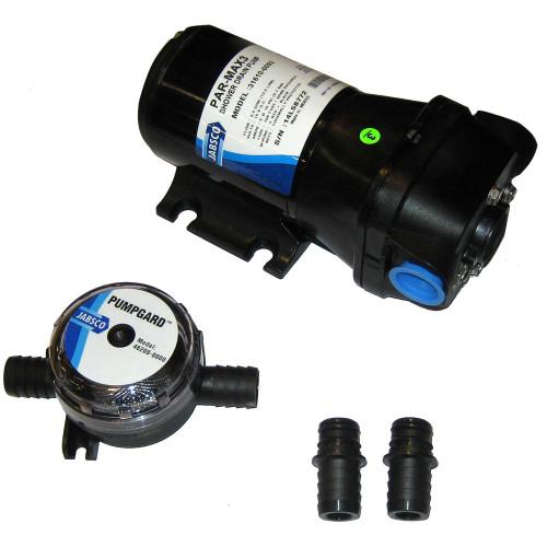 Jabsco PAR-Max 3 Shower Drain Pump 12V 3.5 GPM