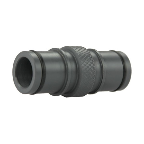FATSAC Double Sided 1-1/8 Quick Connect Fitting w/O-Rings f/Auto Ballast System