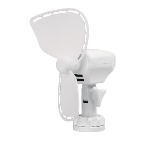 Caframo Ultimate 747 12V 2-Speed 7 Fan w/Lighter Plug - White