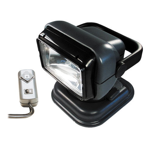 Golight Portable Searchlight w\/Wired Remote - Grey