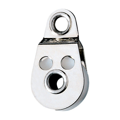 Ronstan Series 19 Utility Block - Single - Ferrule Eye Head