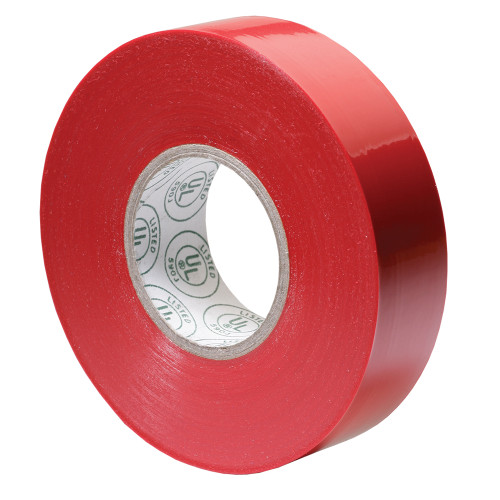 Ancor Premium Electrical Tape - 3/4 x 66' - Red