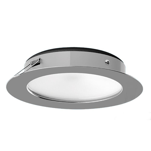 i2Systems Apeiron PRO XL A526 Tri-Color, 6W, Dimming, Recessed LED - White Round - Cool White/Red/Blue