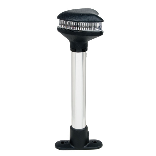 Perko Stealth Series - Fixed Mount All-Round LED Light - 7-1/8 Height