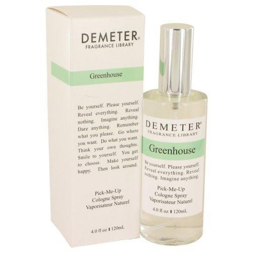 Demeter By Demeter Greenhouse Cologne Spray 4 Oz (pack of 1 Ea) X662-FX14588