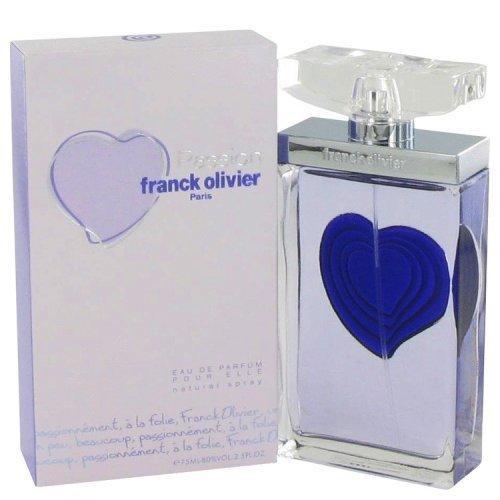 Passion Franck Olivier By Franck Olivier Eau De Parfum Spray 2.5 Oz (pack of 1 Ea) X662-FX15166