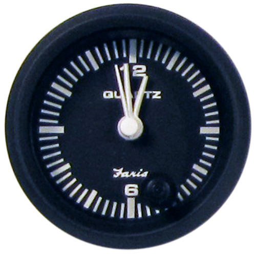 "Faria 2"" Clock - Quartz (Analog)"