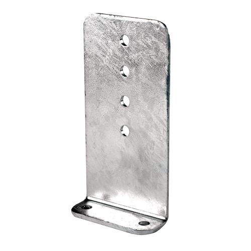 C.E. Smith Vertical 90 Bunk Bracket - 5 x 10 - Aluminum