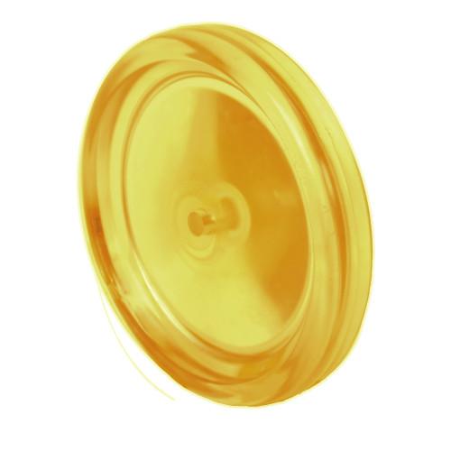 """C.E. Smith Bow Roller - Yellow PVC - 8"""""""