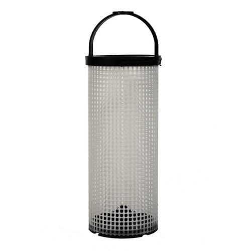 """GROCO BP-5 Poly Basket - 2.6"""" x 9.4"""""""