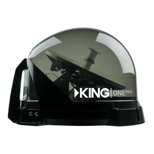 KING One Pro Premium Satellite Antenna