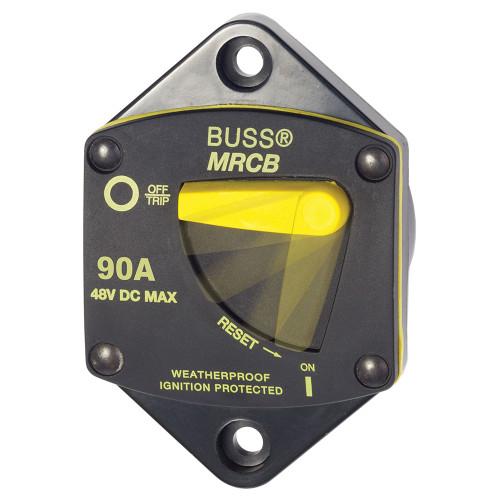Blue Sea 7043  187 - Series Thermal Circuit Breaker  -  90Amp