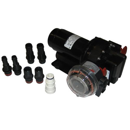 Johnson Pump Flow Master 5.0 GPH Variable Flow Demand Pump  12V