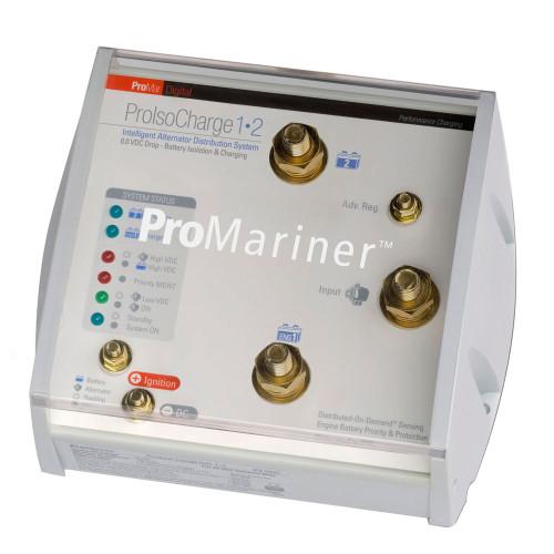 ProMariner ProIsoCharge Battery Isolator 250Amp 1-Alt 2-Bat - 12V