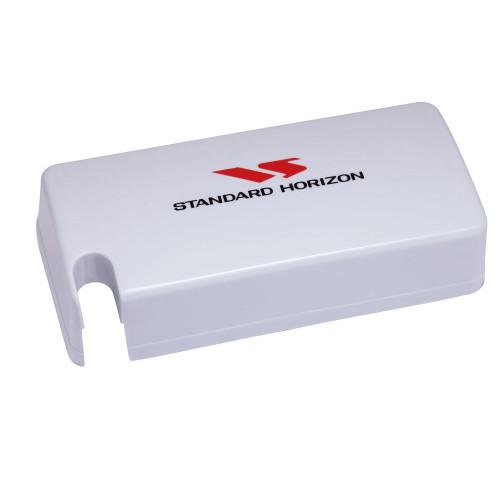 Standard Horizon Dust Cover f/GX1100, GX1150, GX1200, GX1300, GX1400  GX1400G - White