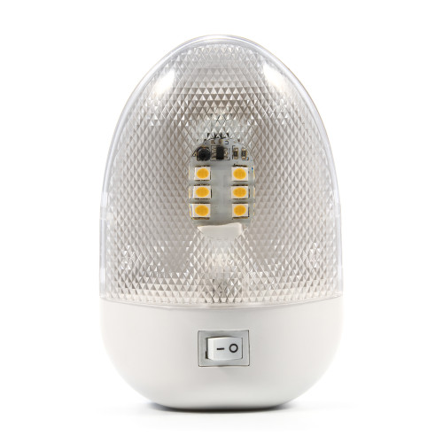 Camco LED Single Dome Light - 12VDC - 160 Lumens