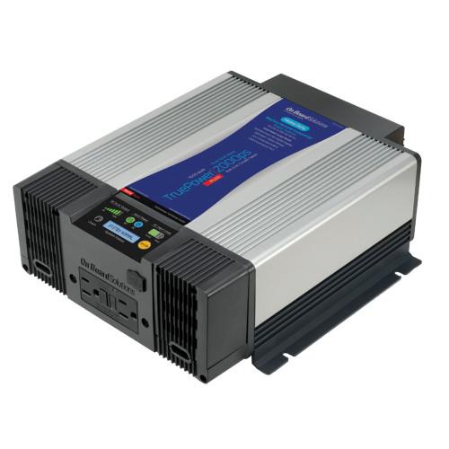 ProMariner TruePower Plus Series - Pure Sine Wave Inverter - 2000W