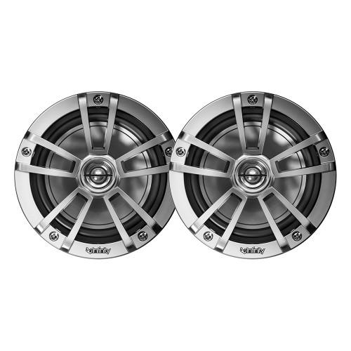 """Infinity 622MLT 6.5"""" 2-Way Multi-Element Marine Speakers - Titanium"""