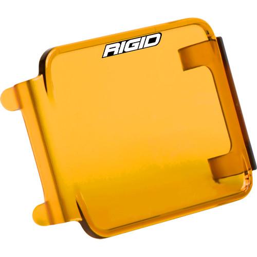 RIGID Industries D-Series Lens Cover - Amber