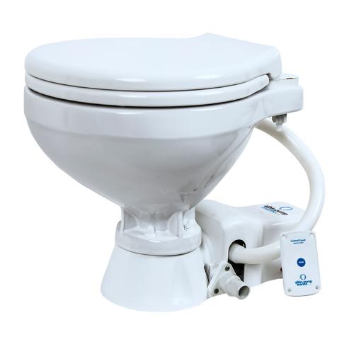 Albin Pump Marine Toilet Standard Electric EVO Compact - 24V
